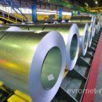 Фото готовых рулонов стали