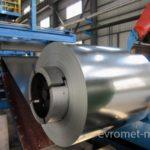 Фото намотки стального рулона