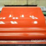 Фото процесса производства рулонной стали