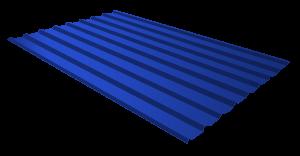 Профнастил RAL 5005