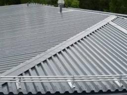 Холодная крыша из профнастила