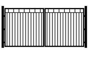 Профильные трубы для ворот в Щелково