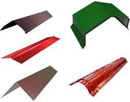 Планки для металлочерепицы - evromet-m.ru
