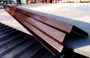 Ветровые планки для металлочерепицы - evromet-m.ru