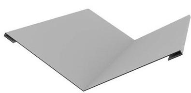Планка ендовы верхняя 145х145х2000 мм (цена за шт)