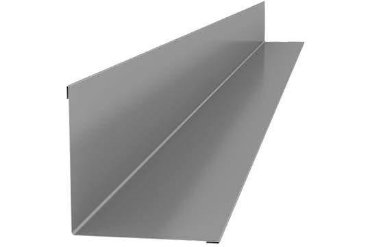 Планка угла внутреннего 115х115х2000 мм (цена за шт)