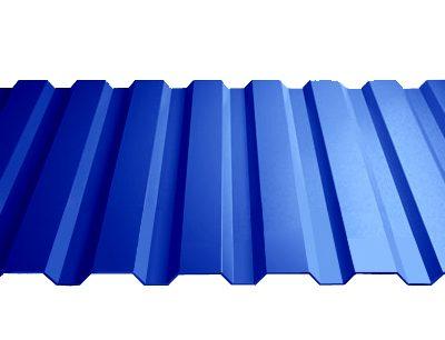 Профнастил МП20 двусторонний с покрытием полиэстер 0,45 мм (цена за метр)