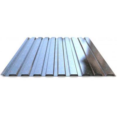 Профнастил МП20 оцинкованный 0,70 мм (цена за метр)