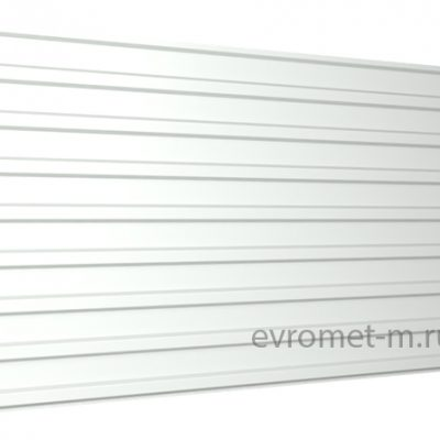 Профнастил С8 0,45 мм Полиэстер Ral 9003